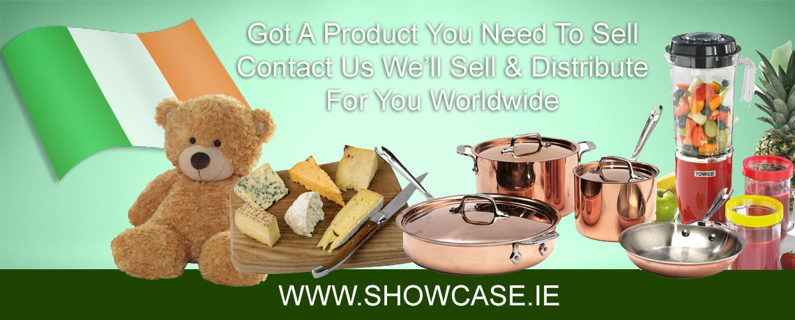 Showcase Irelands Online Shop