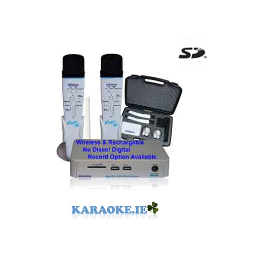 Magic Wireless Karaoke System