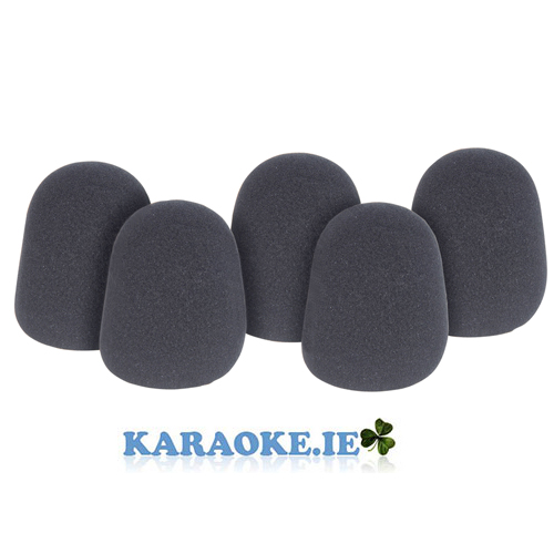 Microphone Windshields (5 pack)