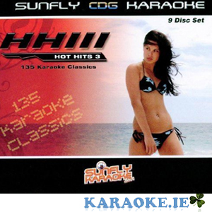 Hot Hits CDG Karaoke Box Set Vol 3