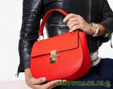 Red Lock Fastening Bag